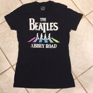 The Beatles t-shirt size S in good condition